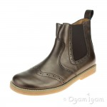 Froddo G3160080 Girls Bronze Chelsea Boot