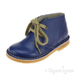 Petasil Koel Boys Girls Cobalt Blue Boot
