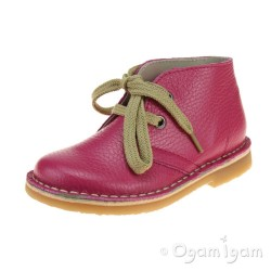 Petasil Koel Girls Fuchsia Boot