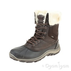 Romika Ventura 04 Womens Brown Warm-lined Waterproof Boot