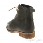 Josef Seibel Sienna 17 Womens Olive Green Ankle Boot