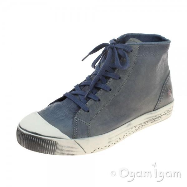Softinos Kip Womens Navy Boot