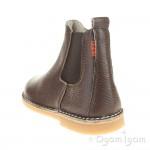 Petasil Kaz Boys Dark Brown Boot