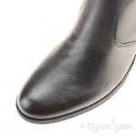 Rieker Y898900 Womens Black Heeled Ankle Boot