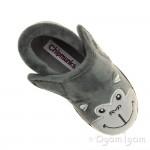 Chipmunks Bubbles Boys Dark grey Slipper