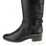Geox Felicity Womens Tall Black Boot