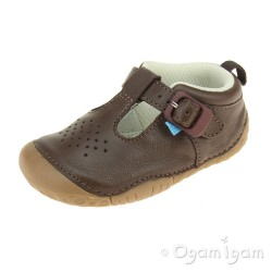 Start-rite Baby Jack Boys Brown Shoe