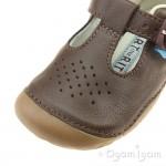Start-rite Baby Jack Boys Brown Shoe