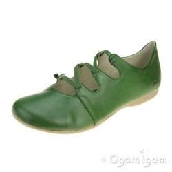 Josef Seibel Fiona 04 Womens India Green Shoe