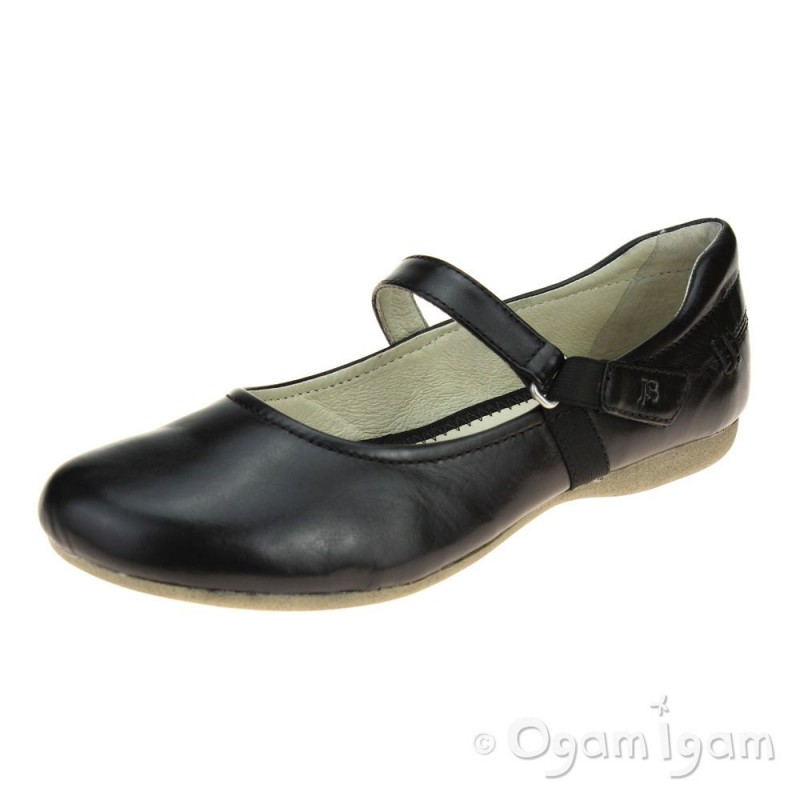 311fe24f9d1a4 Josef Seibel Fiona 53 Womens Black Shoe | Ogam Igam
