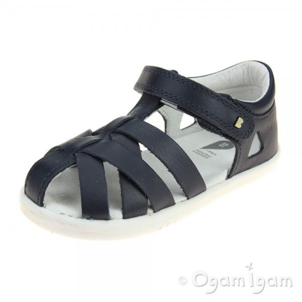 Bobux Tropicana Boys Navy Sandal