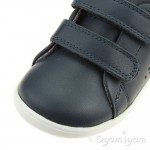 Bobux Grass Court Infant Boys Navy Shoe