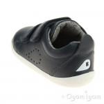 Bobux Grass Court Infant Boys Navy Shoe