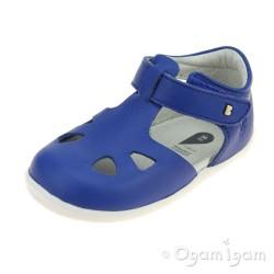 Bobux Zap Infant Boys Girls Sapphire Sandal