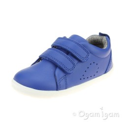 Bobux Grass Court Infant Boys Sapphire Shoe