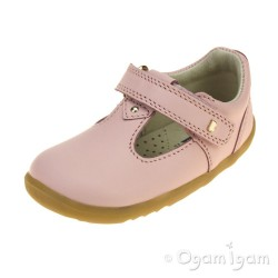 Bobux Louise Infant Girls Seashell Pink Shoe
