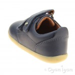 Bobux Port Infant Boys Navy Shoe