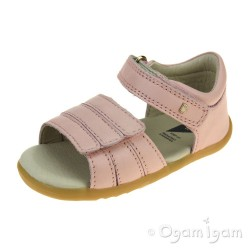Bobux Hampton Infant Girls Seashell Pink Sandal