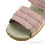 Bobux Hampton Infant Girls Seashell Pink Sandal