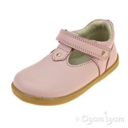 Bobux Lousie Girls Seashell Pink Shoe