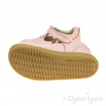 Bobux Lousie Girls Seashell Pink Shoe