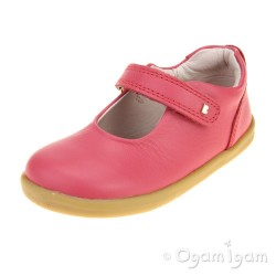 Bobux Delight Girls Watermelon Red Shoe