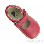 Bobux Delight Infant Girls Watermelon Red Shoe