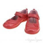 Start-rite Swing Girls Pink Red Shoe
