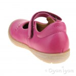 Froddo G3140082 Girls Fuxia Shoe