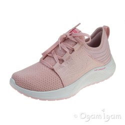Skechers Skyline Girls Light pink Trainer