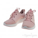 Skechers Skyline Girls Light pink Trainer