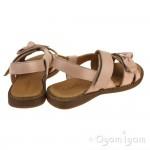 Froddo G31501334 Girls Pink Sandal