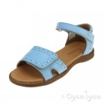 Froddo G31501265 Girls Light Blue Sandal