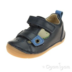 Froddo G2150090 Infant Boys Dark Blue Shoe