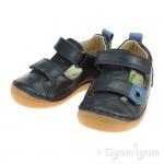Froddo G2150090 Infant Boys Dark Blue Shoe