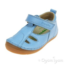 Froddo G21500892 Infants Light Blue Shoe