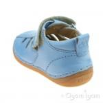 Froddo G21500892 Infants Light Blue Shoe