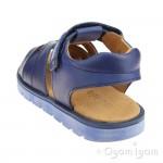 Froddo G3150143 Boys Blue Sandal