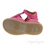 Froddo G2150094 Girls Fuchsia Sandal