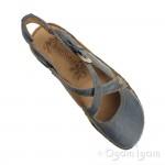 Josef Seibel Rosalie 13 Womens Ocean Blue Sandal
