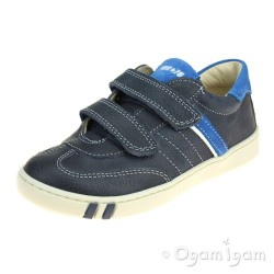 Primigi PCB 34232 Boys Blue Shoe