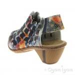 Rieker 4677891 Womens Ice Multi Shoe