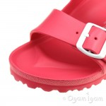 Birkenstock Arizona EVA Coral Womens Red Waterfriendly Sandal