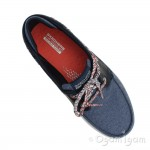 Skechers Glide Ultra Playa Womens Navy Shoe