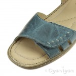 Josef Seibel Lisa 01 Womens Turquoise Sandal