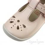 Clarks Roamer Star Infant Girls Blush Shoe
