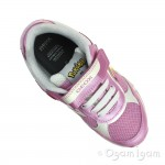 Geox Android Girl Girls Pokemon Pink-White Trainer