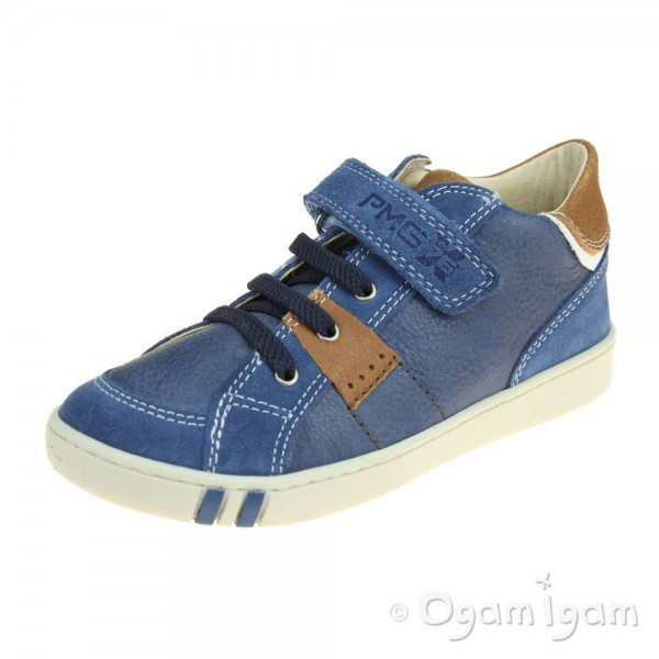 Primigi PCB 34233 Boys Royal Blue Shoe