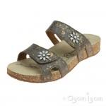 Josef Seibel Tonga 04 Womens Taupe-Multi Sandal
