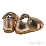 Shoo Pom Tity Fringe Infant Girls Copper-Multi Sandal